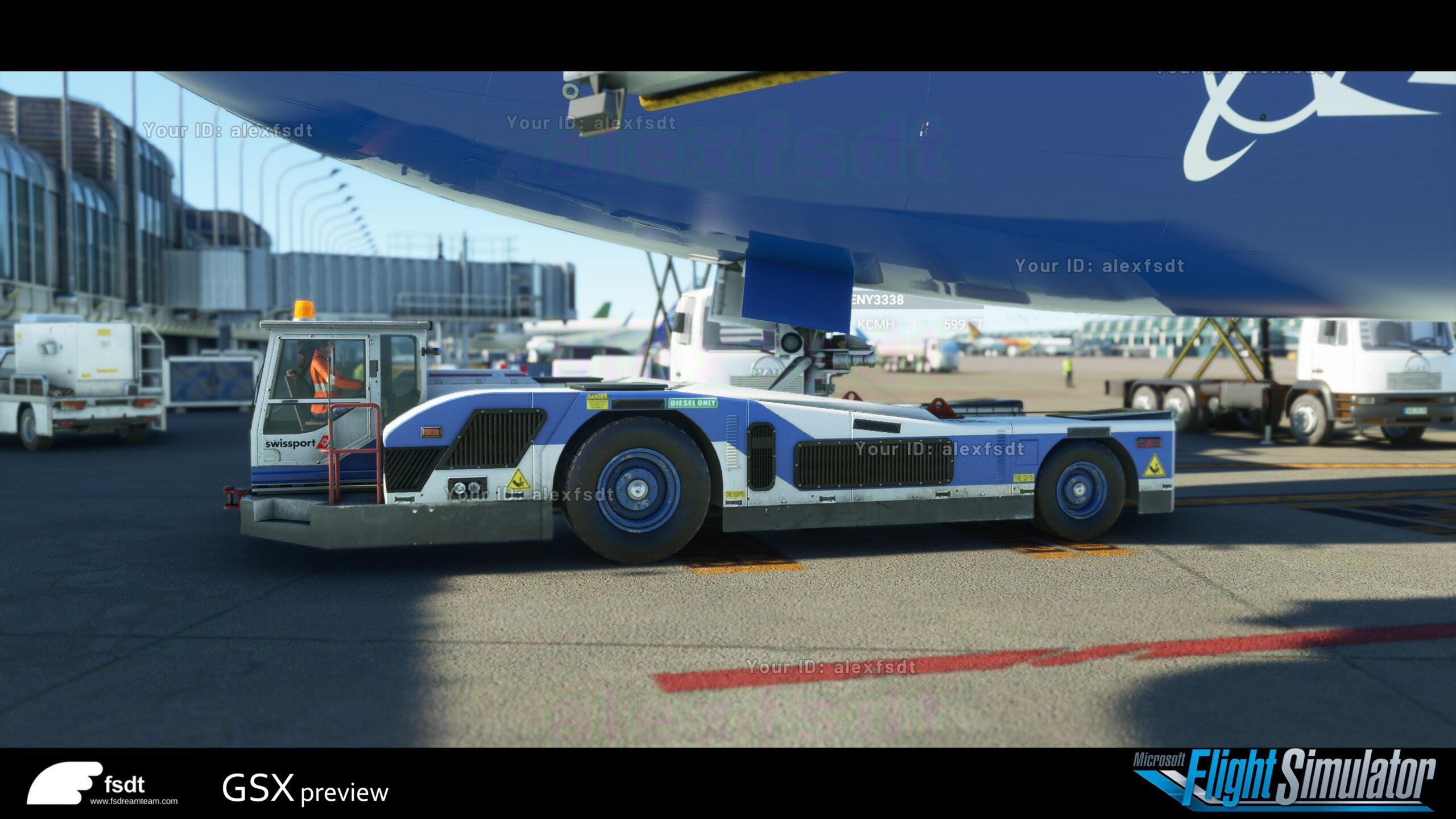 GSX for Flight Simulator 2020