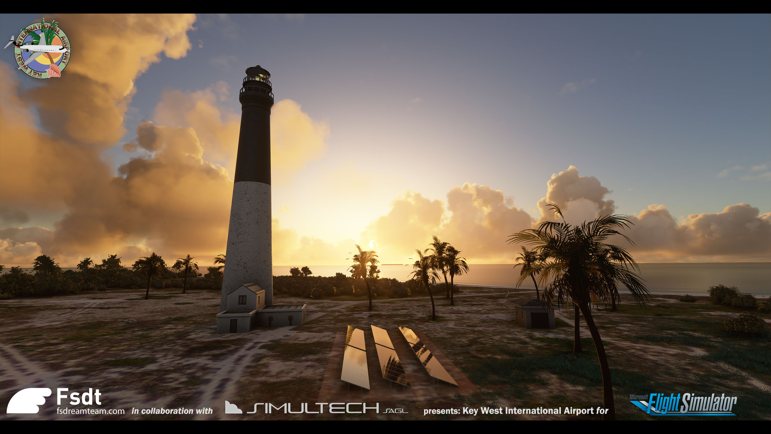 How could Fort Jefferson and Loggerhead Key miss the Key West scenery?
